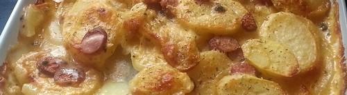 馬鈴薯焗烤食譜和做法