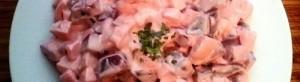 甜菜主法,蛋沙拉清爽健康顧肝