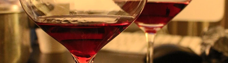 喝黑皮諾葡萄酒用的杯子
