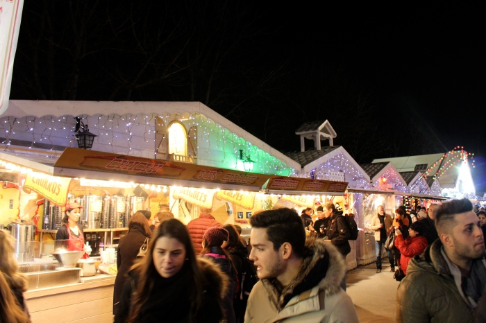 巴黎聖誕市集