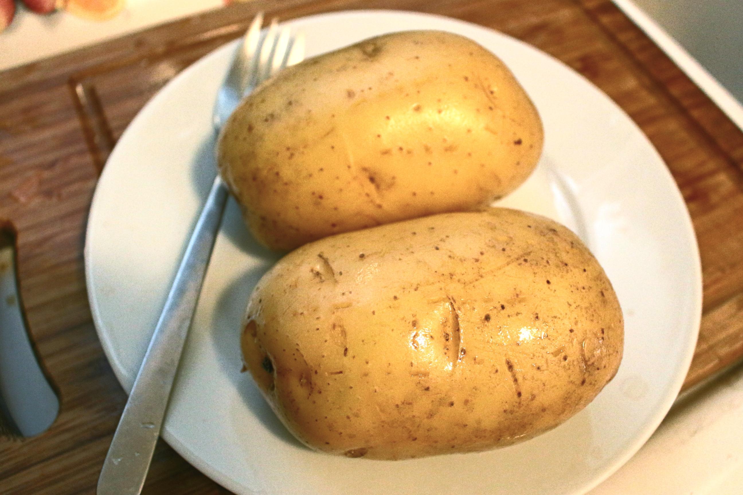馬鈴薯泥做法