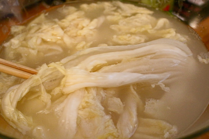 台式酸菜白肉鍋做法