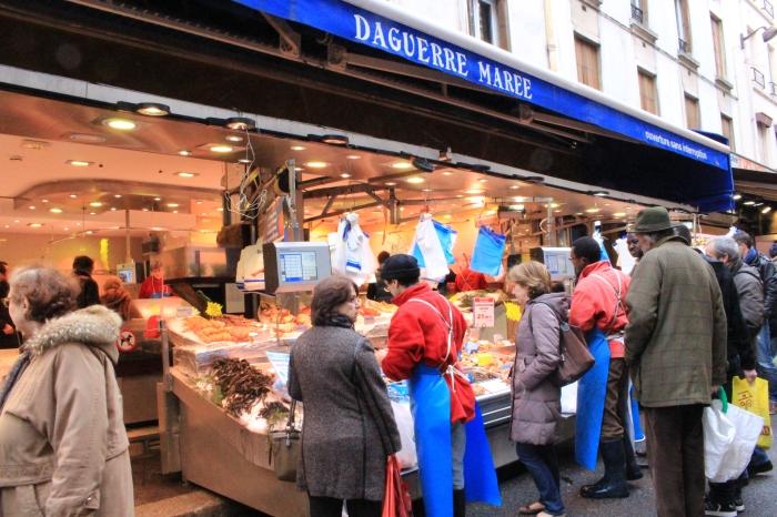 Paris Marche des Ternes 市場