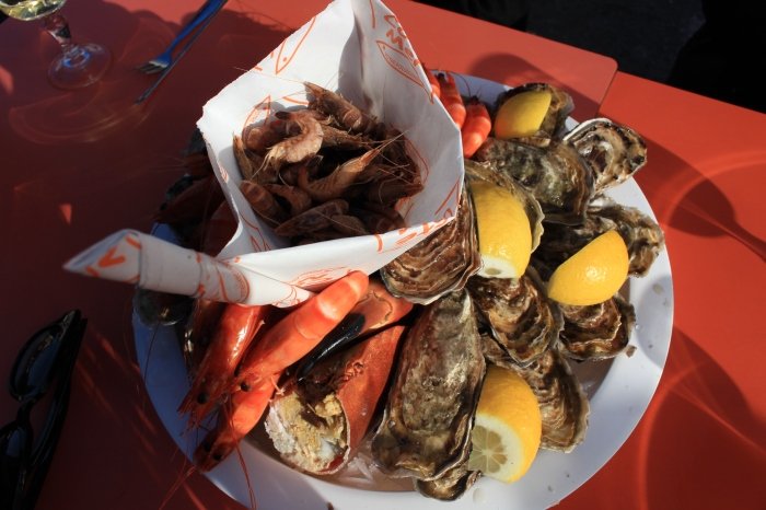 Trouville海鮮盤