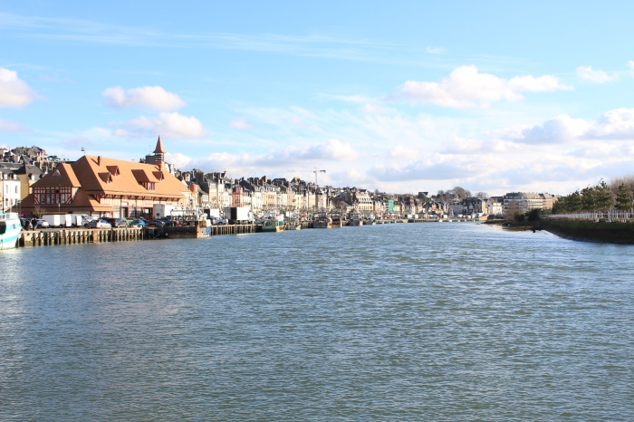 超美的Trouville-Deauville
