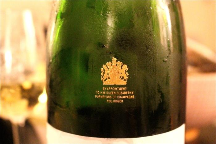 英國皇家婚禮御用香檳