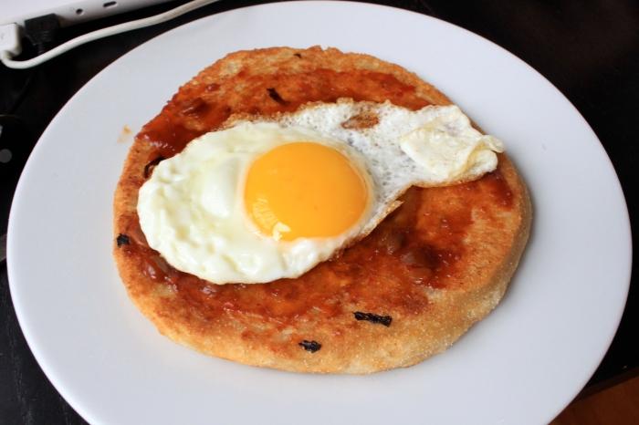 蘿蔔絲蛋餅