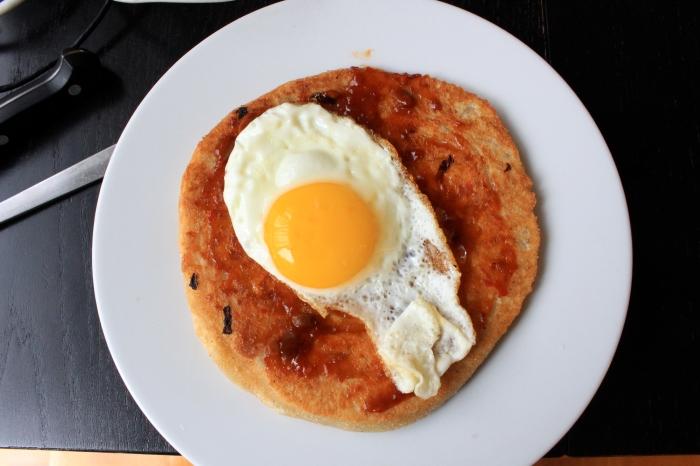 蘿蔔絲蛋餅做法
