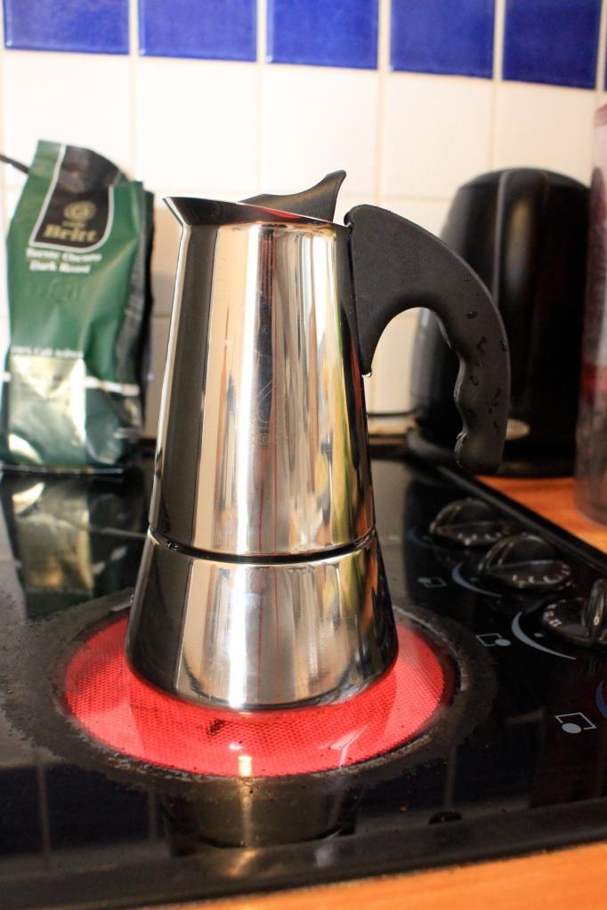 moka摩卡壺煮咖啡