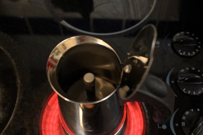 摩卡壺煮濃縮咖啡