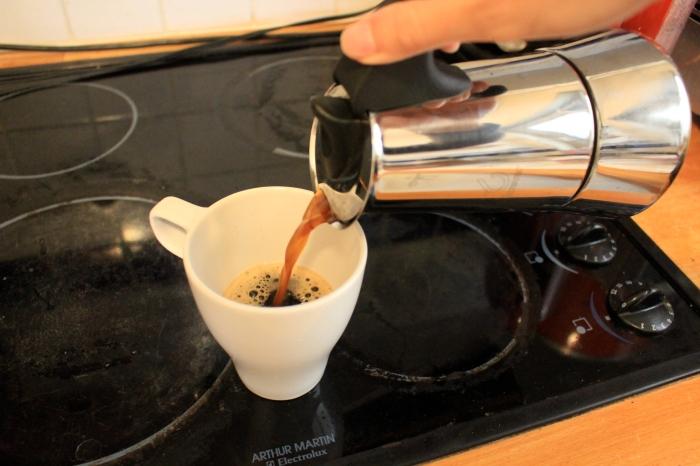 濃縮咖啡Espresso 用摩卡壺