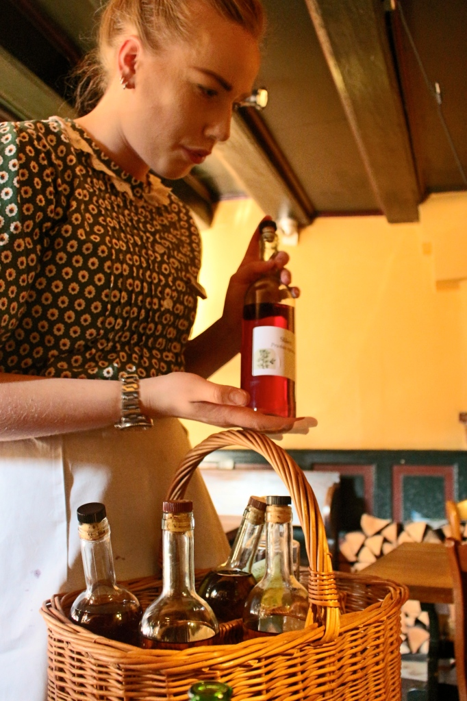 丹麥 哥本哈根 傳統酒