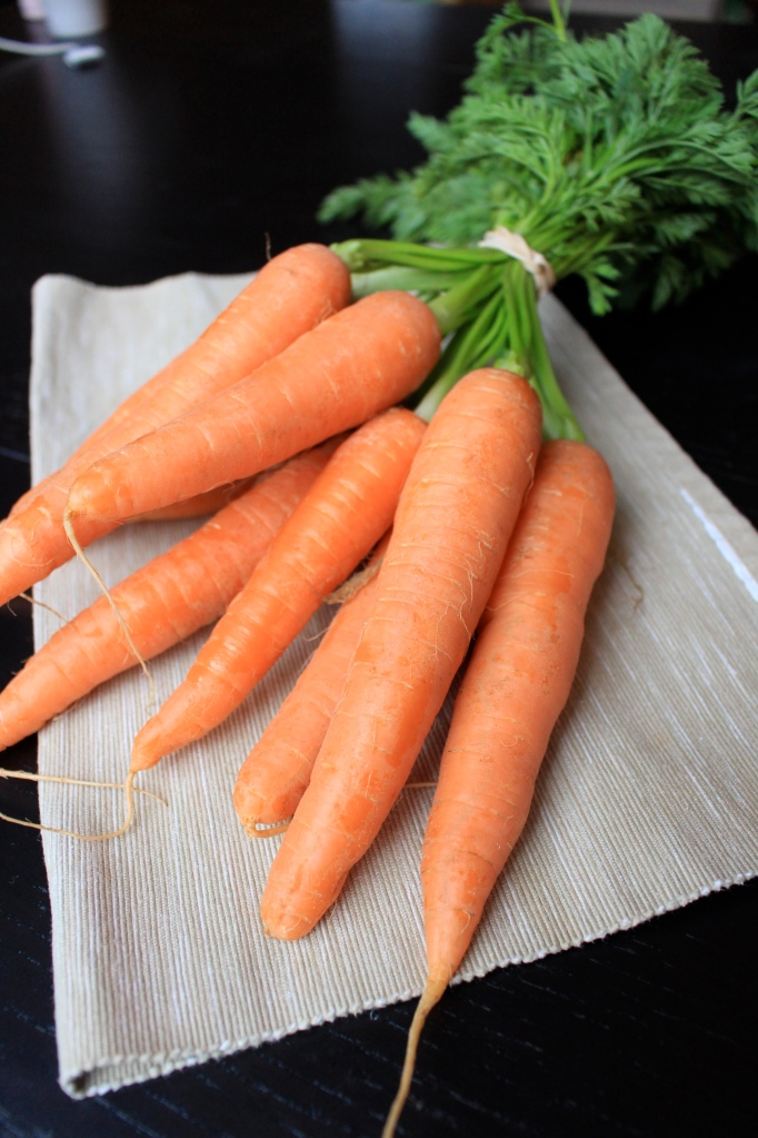 胡蘿蔔葉子營養