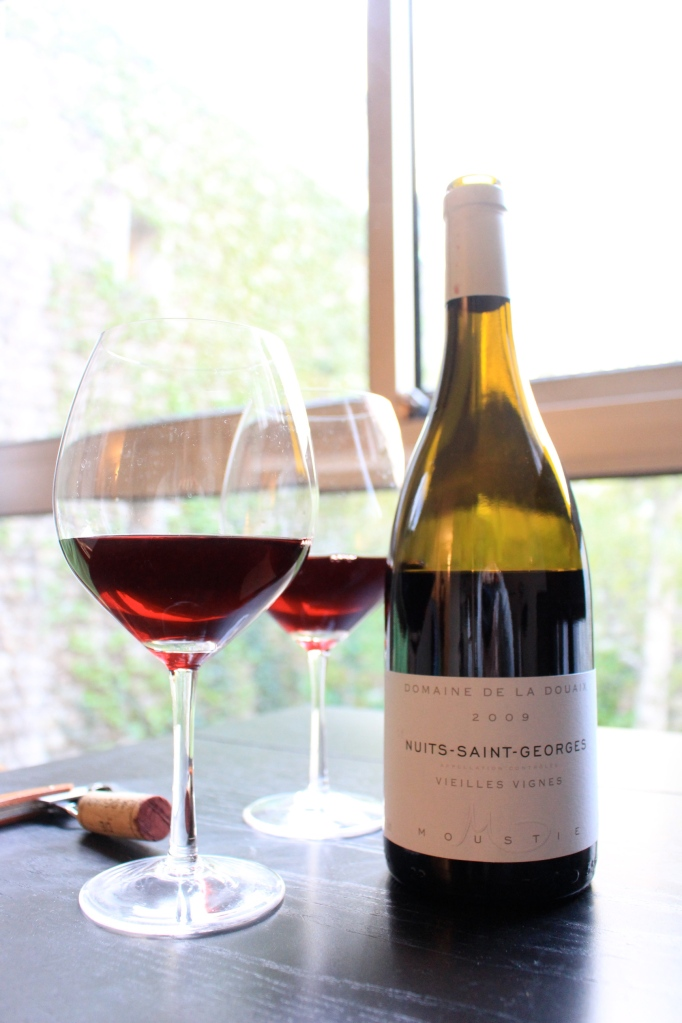 勃艮第紅酒