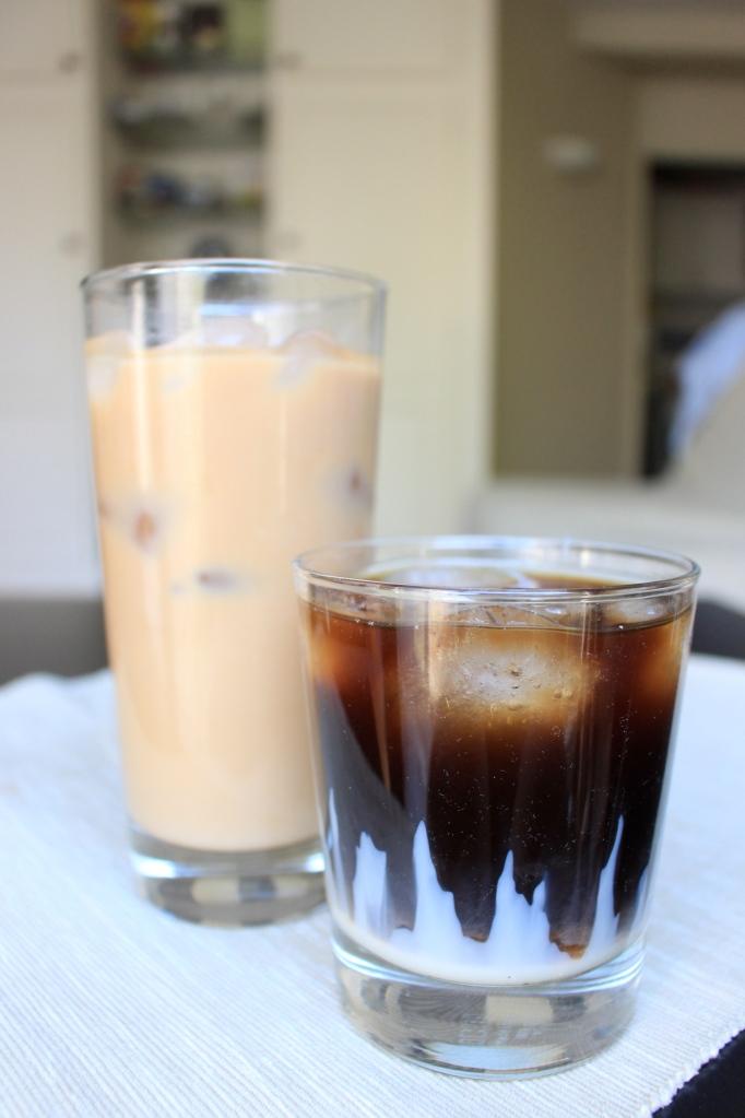 冰咖啡製作