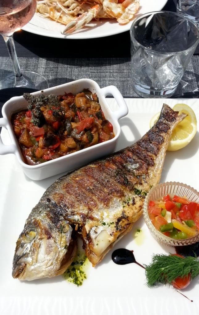 邦多 海鮮大餐
