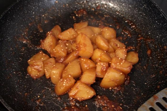 韓式拌飯 酸甜馬零暑