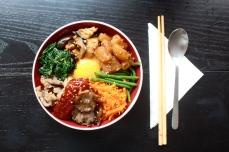 健康料理 韓式拌飯
