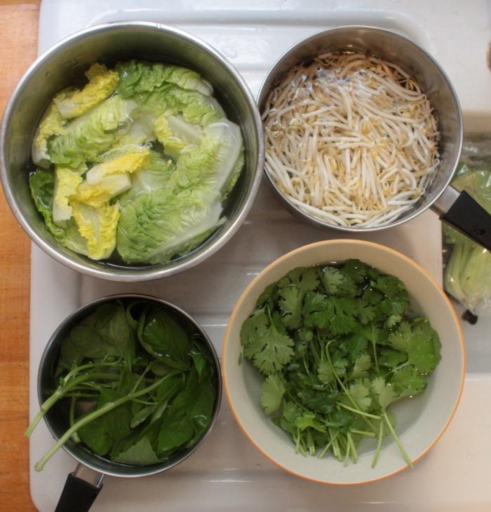 如何洗蔬果 農藥