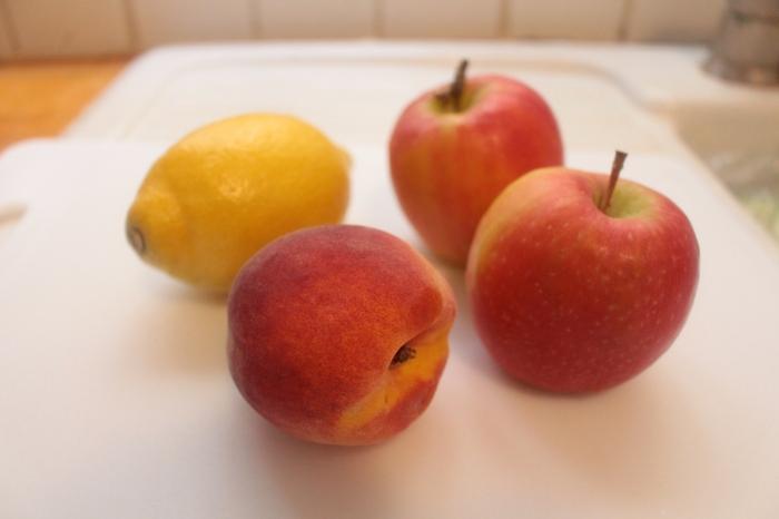 如何洗水果