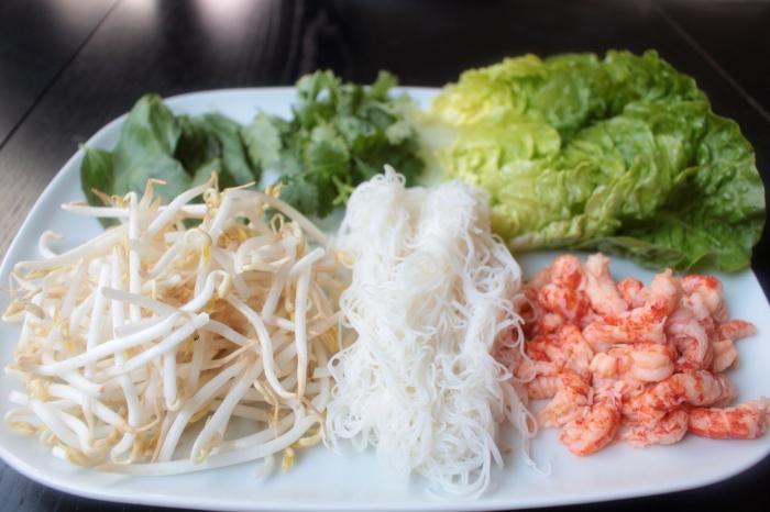 越南生春捲 食譜 做法