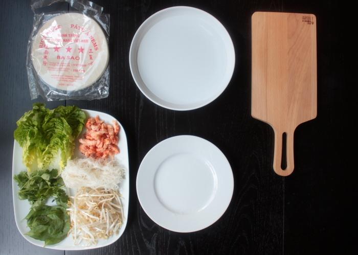 越南春捲 食譜 做法