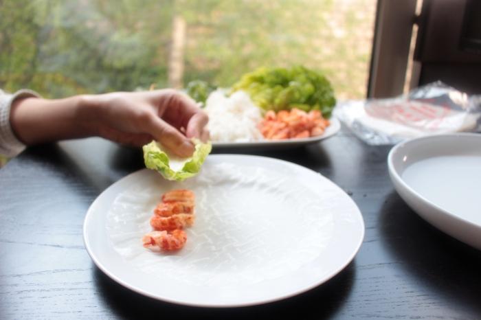 越南春捲 食譜