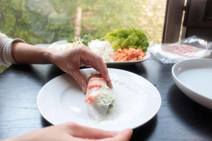 越南春捲 醬料 調配
