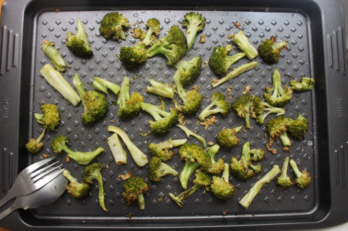 花椰菜料理 燙花椰菜