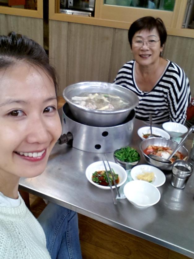 韓國旅行 雞湯