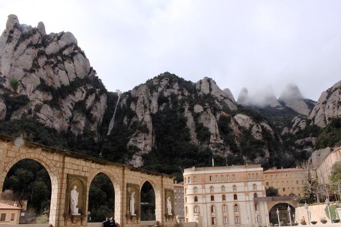 歐洲景點 蒙特塞拉特山