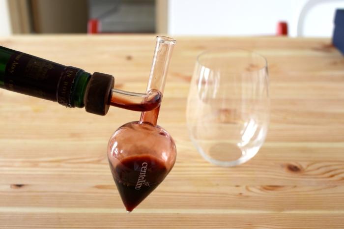 centellino areadivino 葡萄酒醒酒